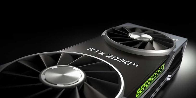 GeForce RTX /materiały prasowe