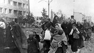 Gehenna mieszkańców Warszawy po upadku powstania