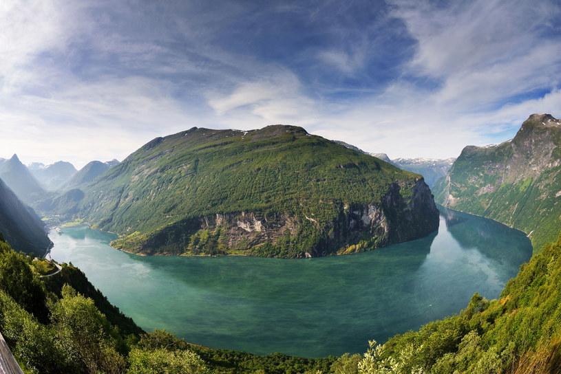 Geirangerfjord /123RF/PICSEL