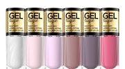 Gel Laque - lakiery żelowe od Eveline Cosmetics