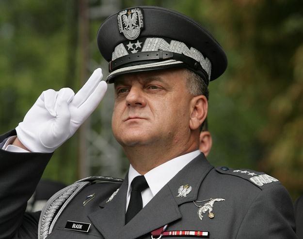 Gen. Andrzej Błasik / fot. S. Maszewski /Reporter