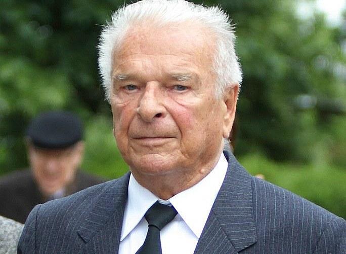 Gen. Czesław Kiszczak /Stanisław Kowaczuk /East News