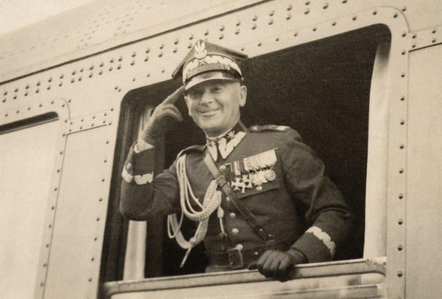 Gen. Edward Rydz - Śmigły /FoKa /Agencja FORUM