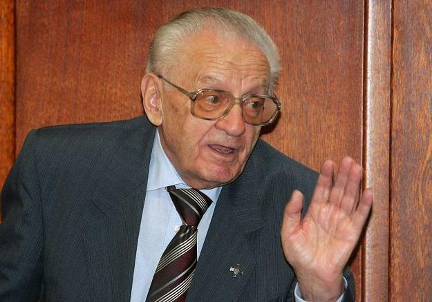 gen. Florian Siwicki, fot. W. Rozbicki /Reporter