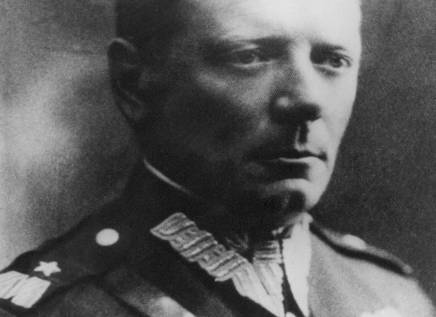 Gen. Franciszek Kleeberg /Reprodukcja: FoKa /Agencja FORUM