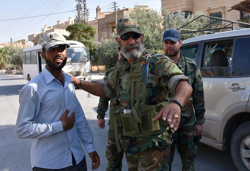 Gen. Issam Zahreddine /GEORGE OURFALIAN  /AFP