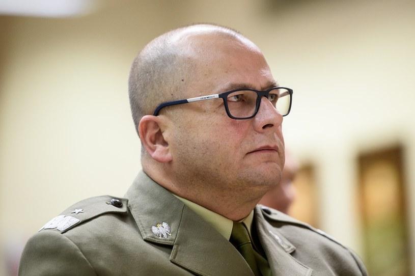Gen. Jarosław Kraszewski /Rafal Oleksiewicz /Reporter