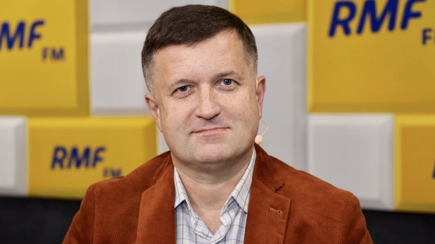 Gen. Jarosław Stróżyk gościem Popołudniowej rozmowy w RMF FM /Michał Dukaczewski /RMF FM