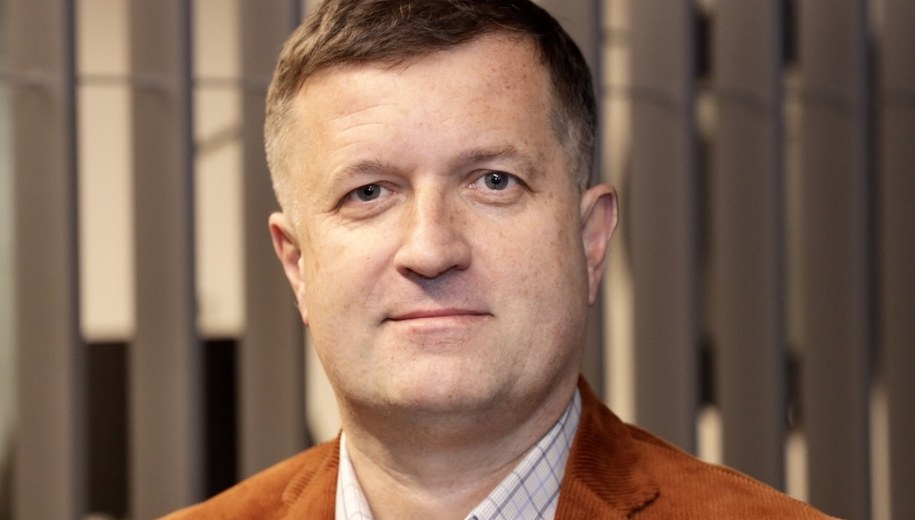 Gen. Jarosław Stróżyk /Michał Dukaczewski /RMF FM