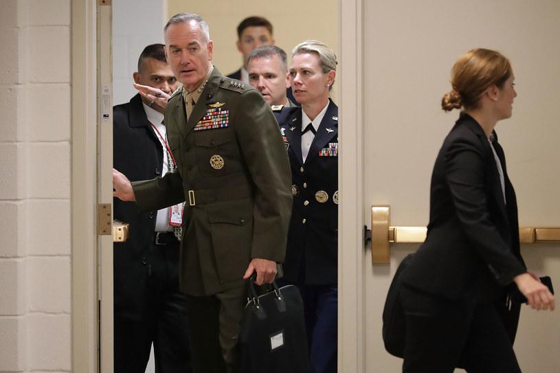 Gen. Joseph Dunford /AFP