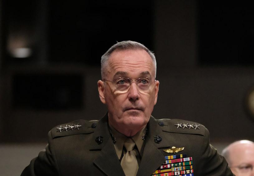 Gen. Joseph Dunford /Alex Wroblewski / GETTY IMAGES NORTH AMERICA / AFP /AFP