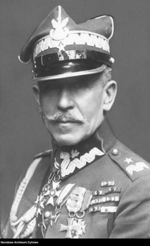 Gen. Mariusz Zaruski /Z archiwum Narodowego Archiwum Cyfrowego