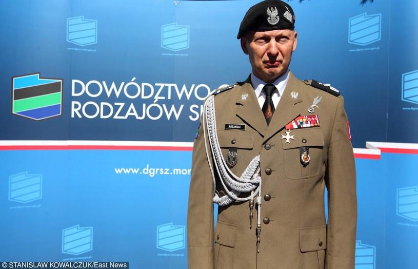 Gen. Mirosław Różański /Stanisław Kowalczuk /East News