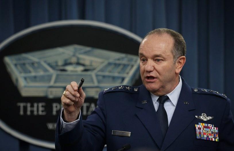 Gen. Philip Breedlove /AFP