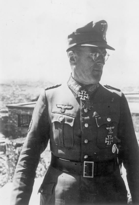 Gen. płk Ferdinand Schorner /Odkrywca