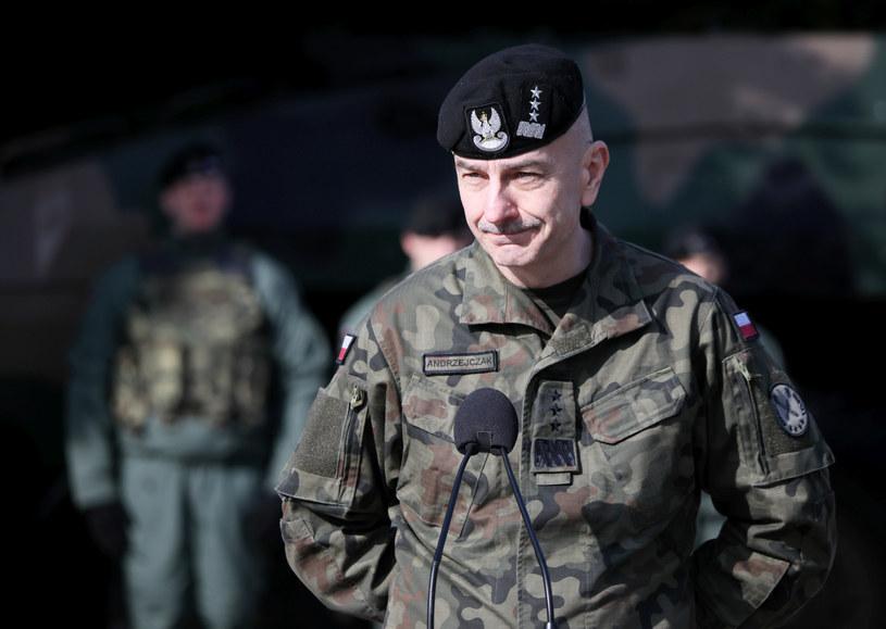 Gen. Rajmund Andrzejczak /Piotr Molecki /East News