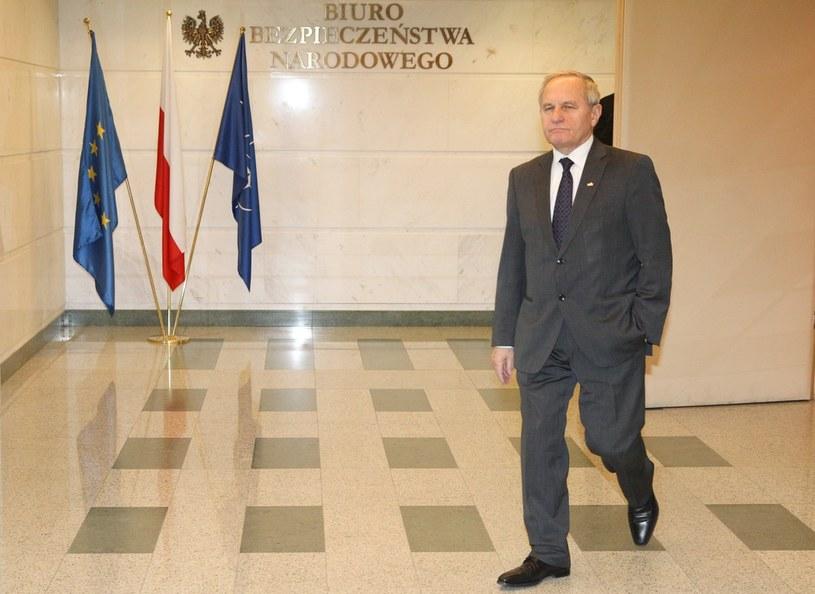 Gen. Stanisław Koziej /Michał Dyjuk /Reporter