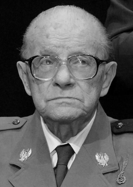 "Gen. Stefan Bałuk ""Starba"" /Paweł Kula /PAP"