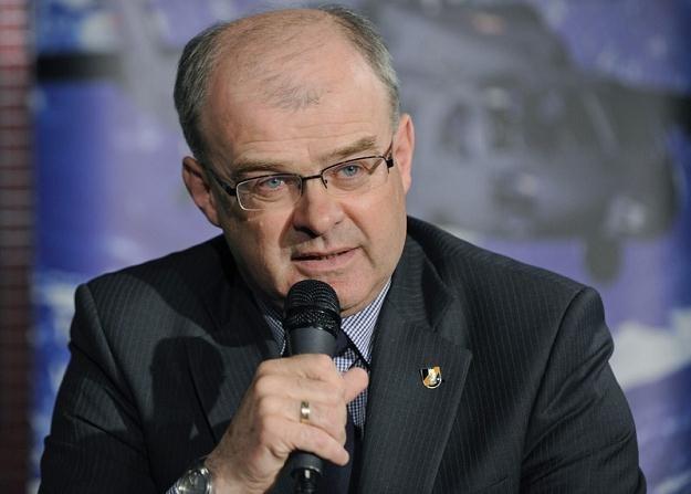 Gen. Waldemar Skrzypczak / fot. J. Bielecki /East News