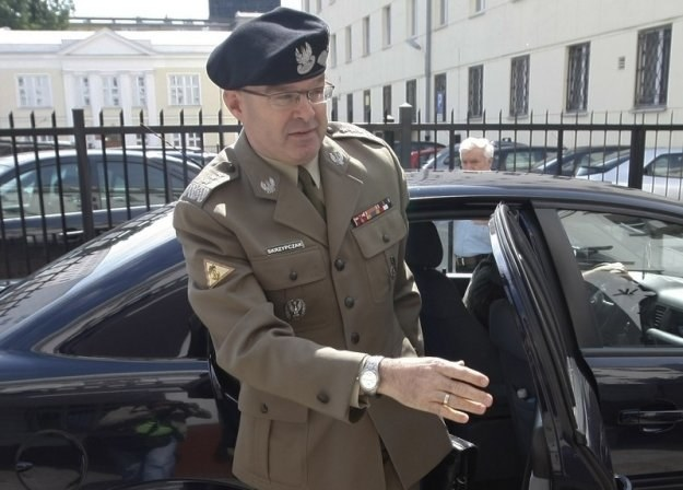 Gen. Waldemar Skrzypczak / fot. M. Rigamonti /Reporter