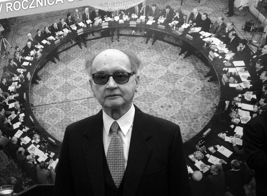 Gen. Wojciech Jaruzelski /Radek Pietruszka /PAP