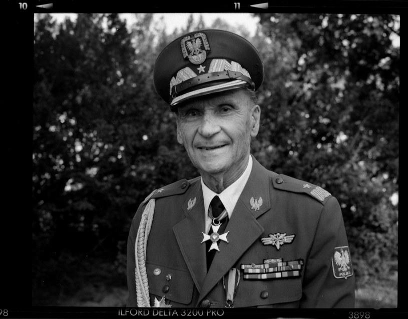 Gen. Zbigniew Ścibor-Rylski /Rafal Guz /FORUM