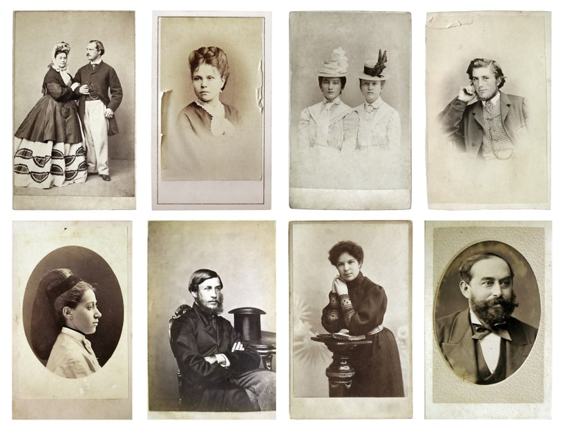 Genealogia pociąga wielu /©123RF/PICSEL