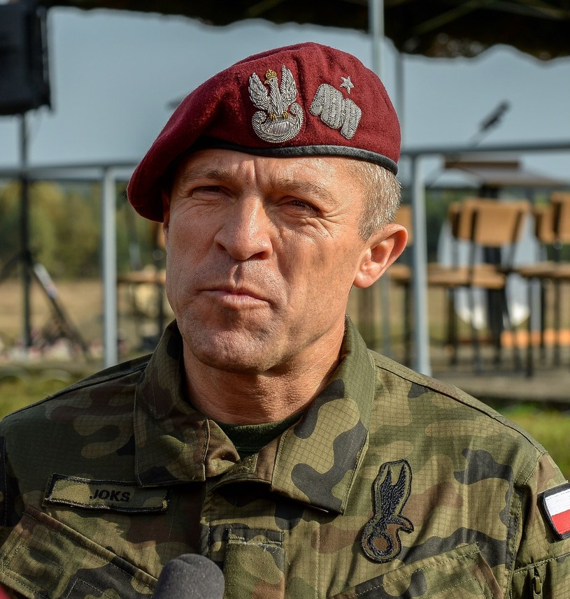 Generał Adam Joks /Gerard /East News