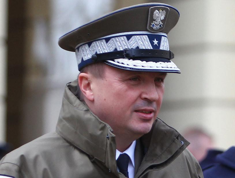 Generał Andrzej Pawlikowski do końca stycznia ma być nieobecny w pracy /Stanisław Kowalczuk /East News