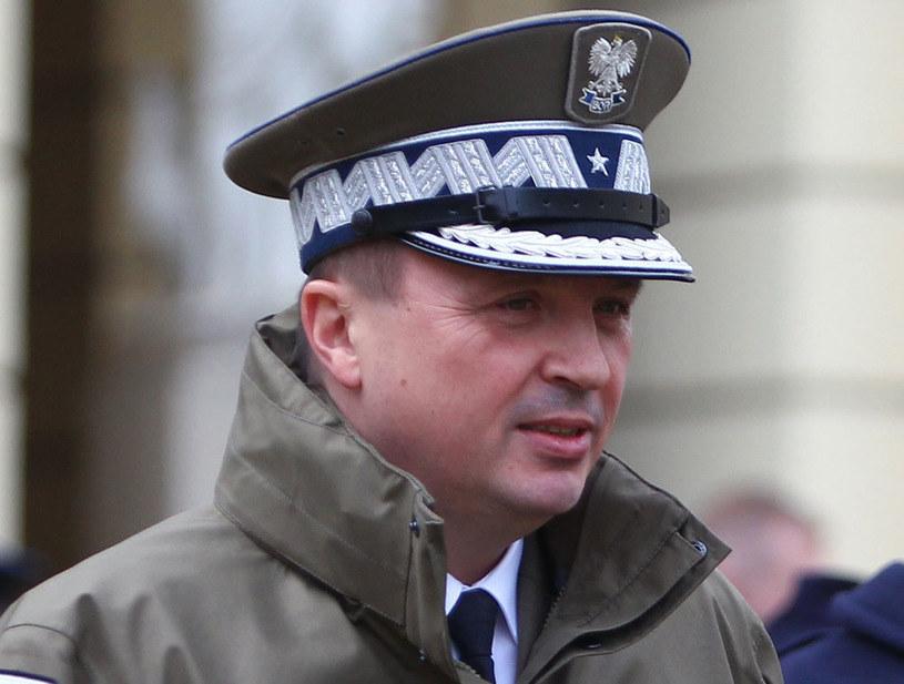 Generał Andrzej Pawlikowski nie jest już szefem BOR /Stanisław Kowalczuk /East News