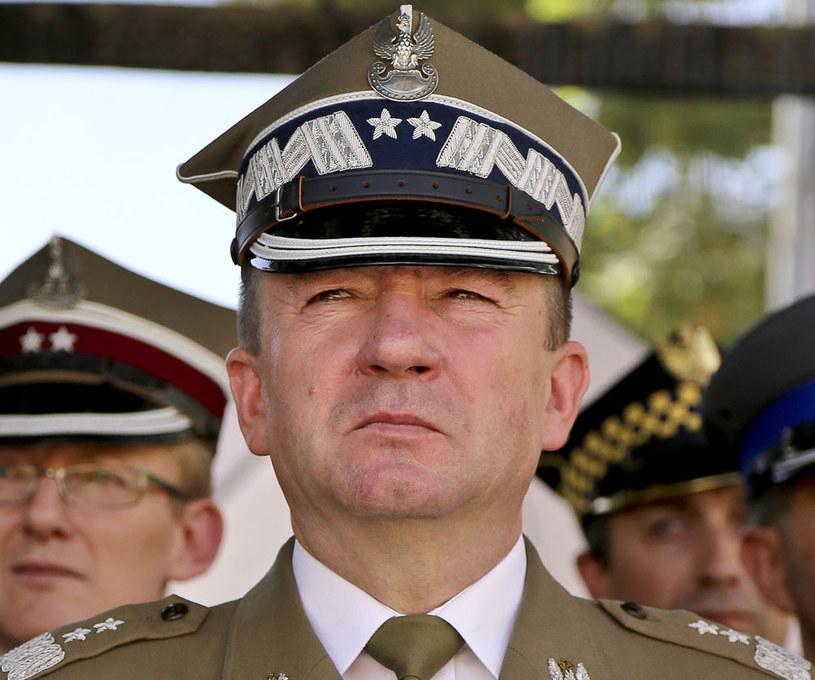 Generał broni Leszek Surawski zostanie nowym szefem Sztabu Generalnego Wojska Polskiego /Agencja FORUM
