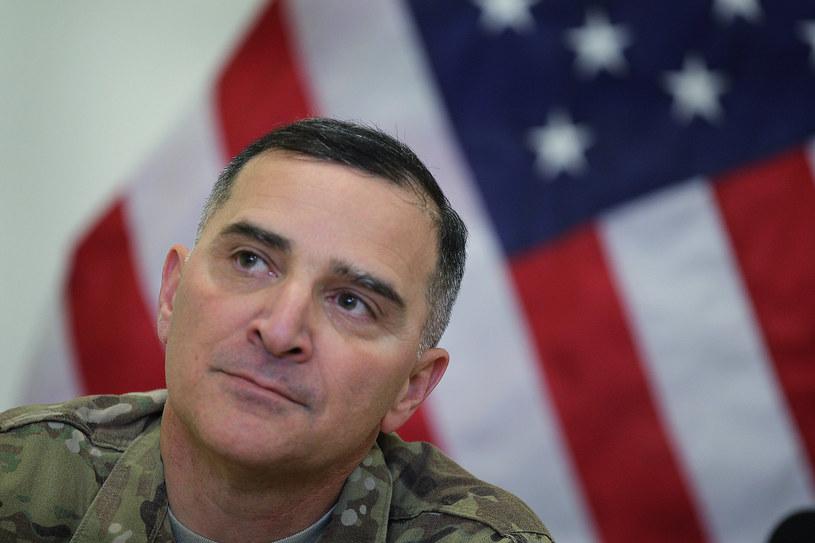 Generał Curtis Scaparrotti /Getty Images