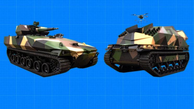 General Dynamics - TRX Platform /materiały prasowe