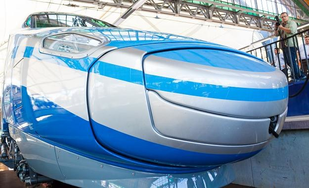 General Electric chce przejąć francuską firmę Alstom SA - producenta pendolino /©123RF/PICSEL