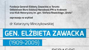 Generał Elżbieta Zawacka. Jedyna kobieta wśród ciochociemnych