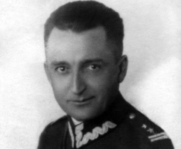 Generał Emil Fieldorf, ps. Nil, w mundurze podpułkownika z 1935 r. /CENTRALNE ARCHIWUM WOJSKOWE /East News