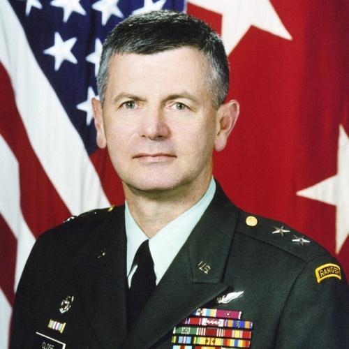 Generał George F. Close, źródło: materiały prasowe /&nbsp