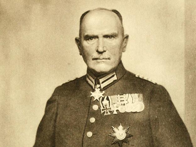 Generał Hans von Beseler /Wikimedia