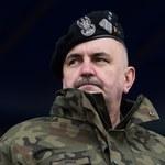 Generał Jarosław Mika nowym dowódcą generalnym