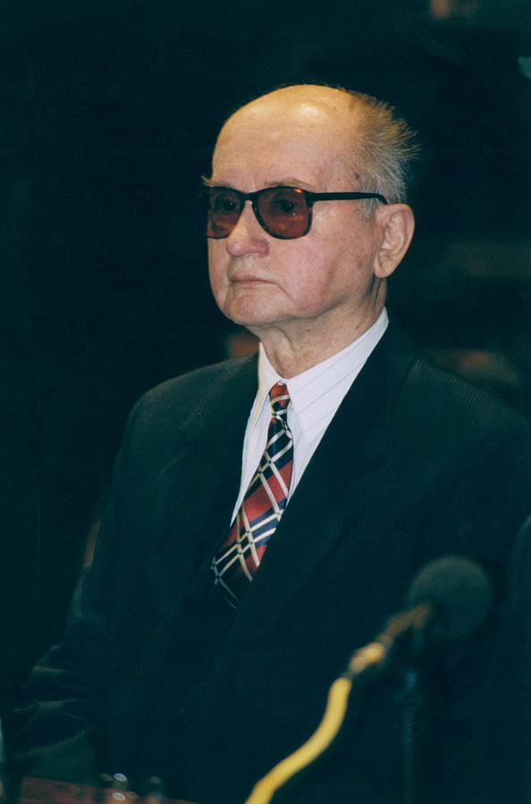 Generał Jaruzelski /- /AKPA