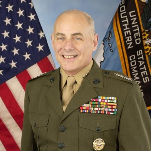 Generał John F. Kelly, źródło: materiały prasowe /&nbsp