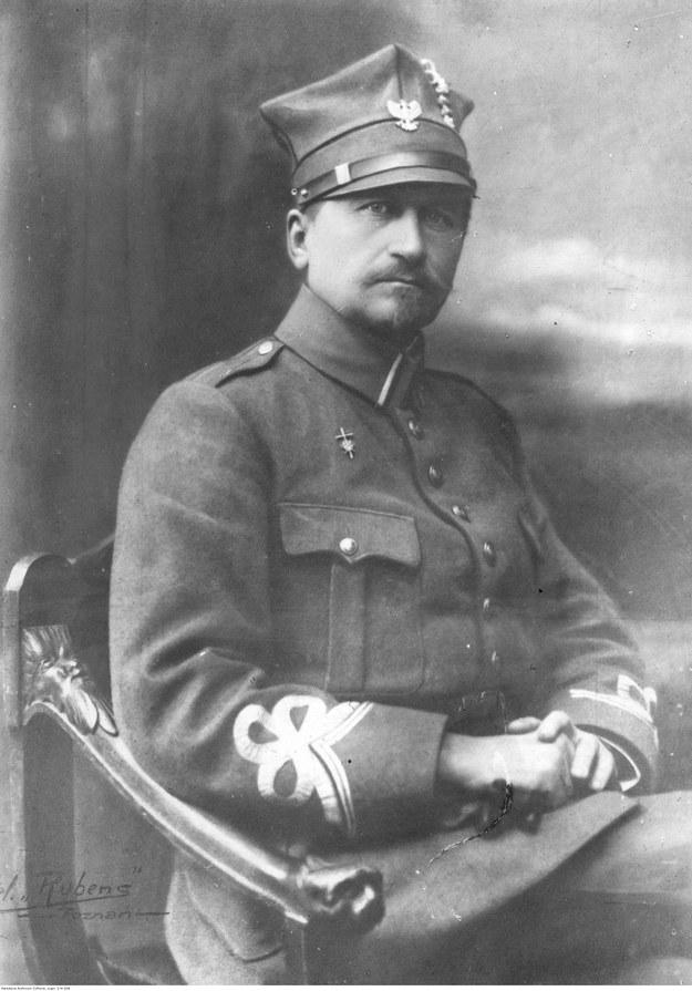 Generał Józef Dowbor-Muśnicki /Z archiwum Narodowego Archiwum Cyfrowego