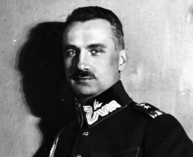 Generał Kazimierz Sosnkowski (1885-1969) /Z archiwum Narodowego Archiwum Cyfrowego