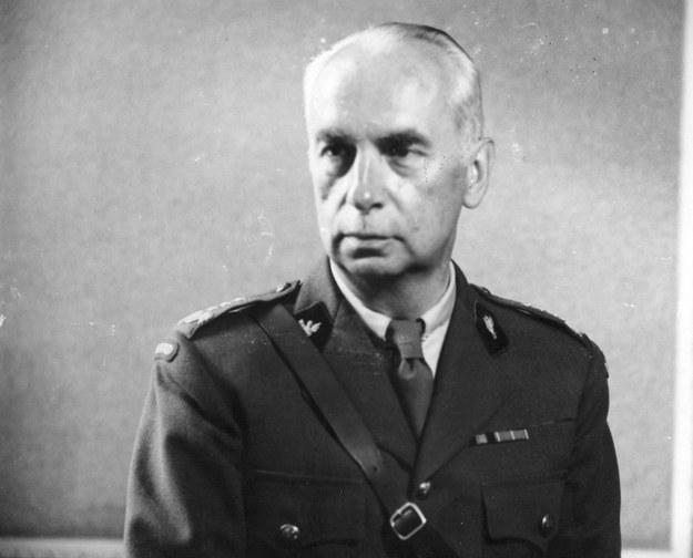 Generał Kazimierz Sosnkowski /Z archiwum Narodowego Archiwum Cyfrowego