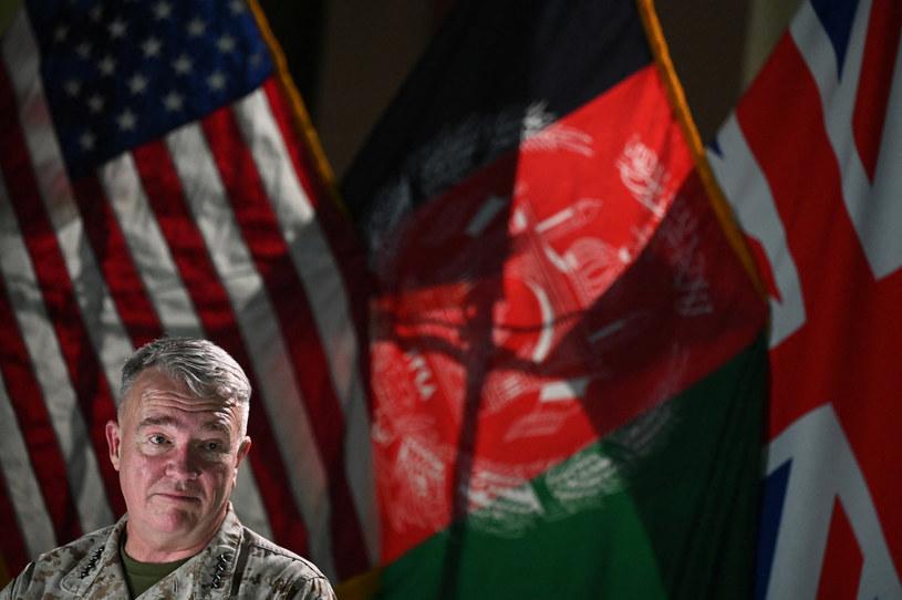 Generał Kenneth McKenzie /AFP