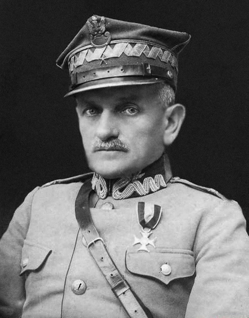 Generał Leonard Skierski /Agencja FORUM