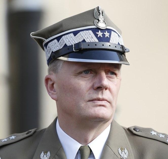 Generał Leszek Soczewica /Stanisław Kowalczuk /East News