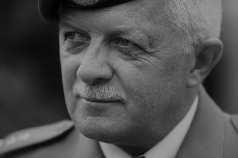 Generał Mirosław Rozmus /Grażyna Myślińska /Agencja FORUM