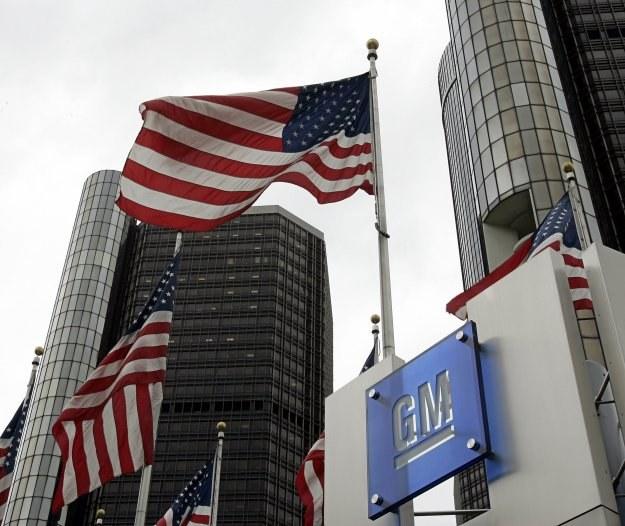 General Motors Co. oferuje 60 tys. dolarów za przejście na emeryturę /AFP