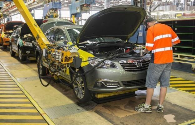 General Motors wycofa się z Australii? /
